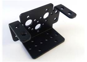 Multipurpose servo bracket