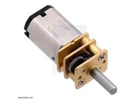 Micro metal gearmotor HPCB