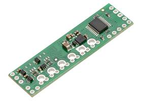 Pololu A4990 Dual Motor Driver Shield for Arduino, bottom view
