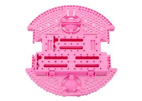 Romi Chassis Base Plate – Pink.