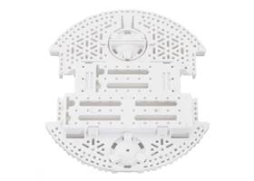 Romi Chassis Base Plate – White.