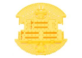 Romi Chassis Base Plate – Yellow.
