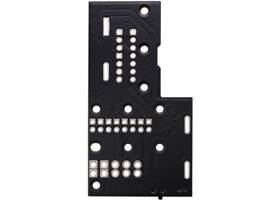 Power Distribution Board for Romi Chassis, bottom view.