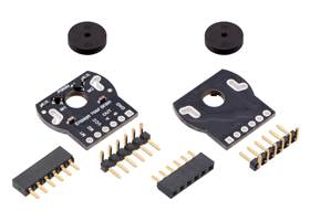 Romi Encoder Pair Kit, 12 CPR, 3.5-18V.
