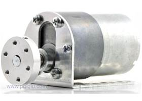 100-1 Gearmotor with bracket and hub