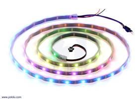 Addressable RGB 60-LED Strip, 5V, 2m.