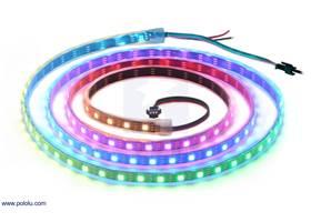 Addressable RGB 120-LED Strip, 5V, 2m.