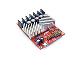 Ion Motion Control RoboClaw 2x15A, 2x30A, or 2x45A dual motor controller (V5D).