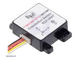 UM7 orientation sensor.