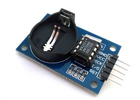 Real Time Clock Module DS1302