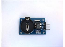 Real Time Clock Module DS1302 - top