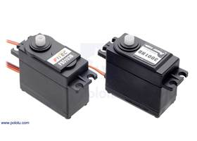 The FEETECH FS5103B and Power HD 3001HB have nearly identical dimensions and similar performance.