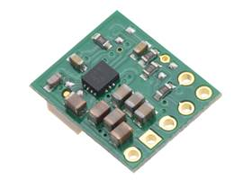 2.5-9V Fine-Adjust Step-Up/Step-Down Voltage Regulator w/ Adjustable Low-Voltage Cutoff S9V11MA (non-silkscreen side).