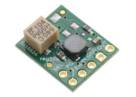 5V Step-Up/Step-Down Voltage Regulator w/ Adjustable Low-Voltage Cutoff S9V11F5S6CMA (silkscreen side).
