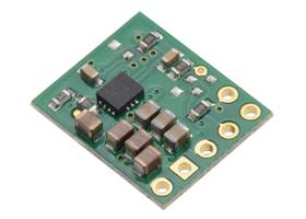 5V Step-Up/Step-Down Voltage Regulator w/ Adjustable Low-Voltage Cutoff S9V11F5S6CMA (non-silkscreen side).