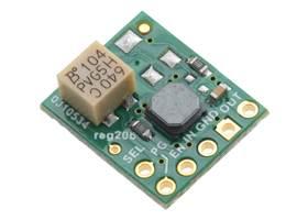 3.3V Step-Up/Step-Down Voltage Regulator w/ Adjustable Low-Voltage Cutoff S9V11F3S5CMA (silkscreen side).