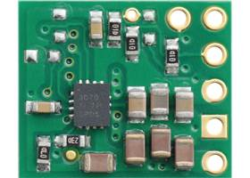 3.3V Step-Up/Step-Down Voltage Regulator S9V11F3S5 (non-silkscreen side). (1)