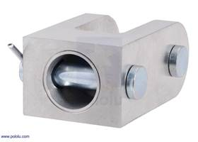 Mounting Clevis for Glideforce Industrial-Duty Linear Actuators – Aluminum. (1)