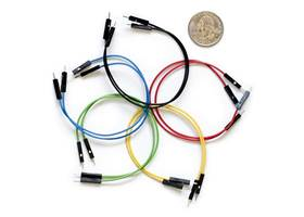 "Premium 6"" Jumper wires Male-Male mixed pack"