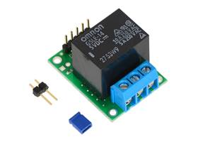 Pololu RC Switch with Relay (Assembled) with included hardware