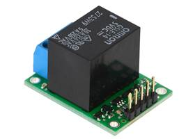 Pololu RC Switch with Relay, assembled
