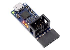 Pololu USB AVR Programmer v2.1.
