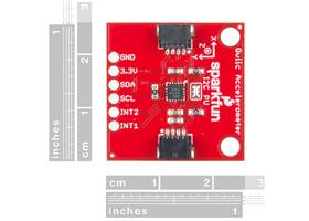 SparkFun Triple Axis Accelerometer Breakout - MMA8452Q (Qwiic) (2)