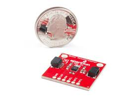 SparkFun Triple Axis Accelerometer Breakout - MMA8452Q (Qwiic) (4)