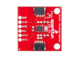 SparkFun Triple Axis Accelerometer Breakout - MMA8452Q (Qwiic) (5)