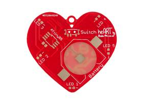 heART - Surface Mount Soldering Kit (3)