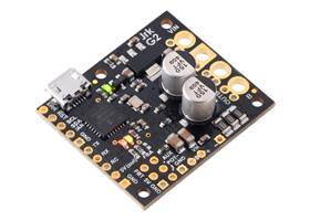 Jrk G2 18v19 USB Motor Controller with Feedback.