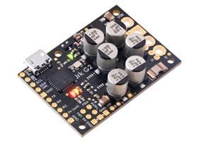 Jrk G2 24v21 USB Motor Controller with Feedback.