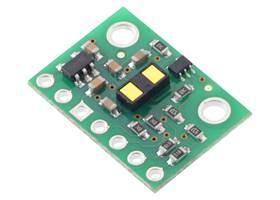 VL53L1X Time-of-Flight Distance Sensor Carrier with Voltage Regulator, 400cm Max.