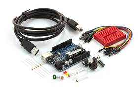 Arduino Starter Kit - Whats Inside