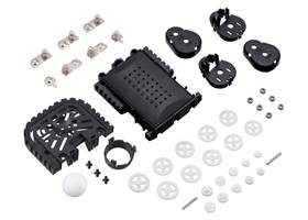 Balboa Chassis with Stability Conversion Kit (No Motors, Wheels, or Electronics).