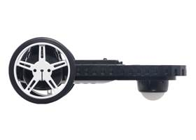 Balboa Chassis with Stability Conversion Kit and 60×8mm Pololu Wheels. (1)