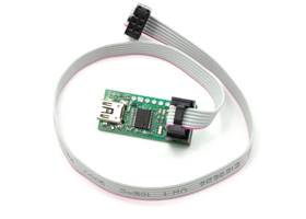 USB AVR programmer with cable
