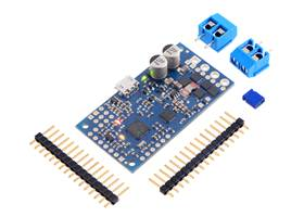High-Power Simple Motor Controller G2 18v15 with included hardware.