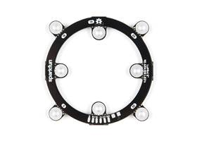 SparkFun LuMini LED Ring - 2 Inch (40 x APA102-2020) (3)
