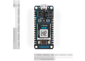 Particle Argon IoT Development Board (2)