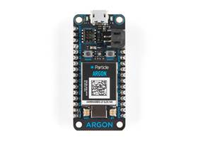 Particle Argon IoT Development Board (4)