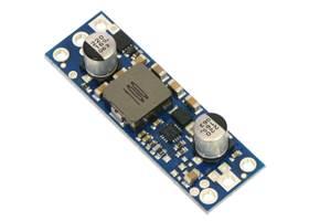 Pololu step-up voltage regulator U3V50F5, U3V50F6, U3V50F9, and U3V50F12