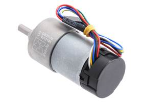 70:1 Metal Gearmotor 37Dx70L mm with 64 CPR Encoder (Helical Pinion). (2) (2)