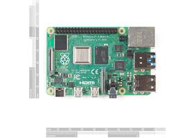Raspberry Pi 4 Model B (2 GB) (3)