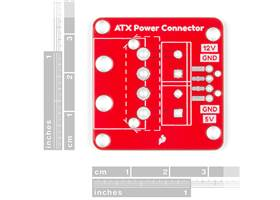 SparkFun ATX Power Connector Breakout Board (2)