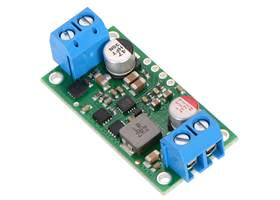 Pololu 5V, 6A Step-Down Voltage Regulator D24V60F5, assembed with included terminal blocks