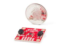 SparkFun High Precision Temperature Sensor - TMP117 (Qwiic) (4)