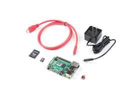 SparkFun Raspberry Pi 4 Basic Kit - 4GB