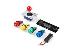 SparkFun micro:arcade kit for micro:bit v2.0