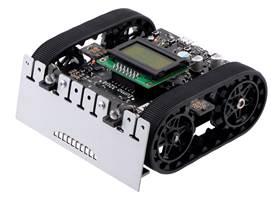 Assembled Zumo 32U4 robot